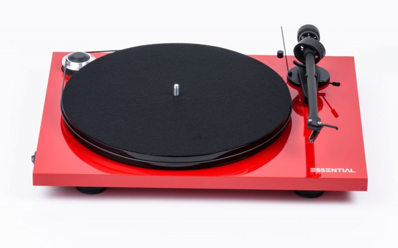 pro ject debut carbon user manual